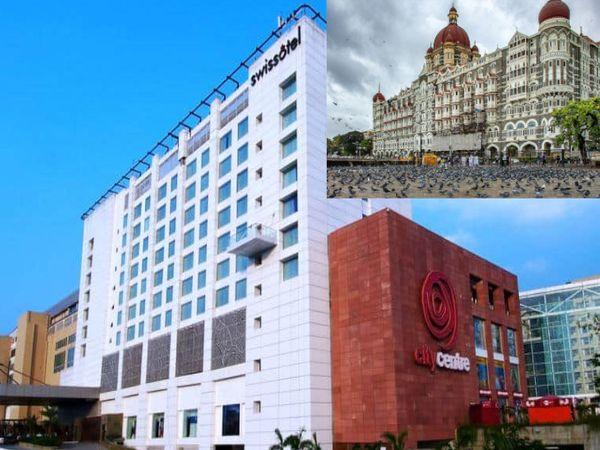 फ्रांस की हॉस्पिटैलिटी कंपनी एकॉर ग्रुप के साथ अंबुजा-नियोटिया समूह के स्विस कोलकाता की डील खत्म होने के बाद अब स्विस होटल आईएचसीएल के ग्रुप ताज होटल के साथ एग्रीमेंट कर सकता है - Dainik Bhaskar