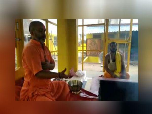 अयोध्या रामादल ट्रस्ट ने नेपाली पीएम ओली के लिए बुद्धि-शुद्धि यज्ञ शुरू कर दिया है।