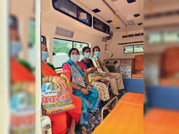 शहर के चार और मस्तूरी के 5 कोरोना योद्धा अस्पताल से डिस्चार्ज। - Dainik Bhaskar