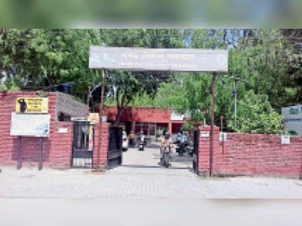 करनाल का नगर निगम कार्यालय - Dainik Bhaskar
