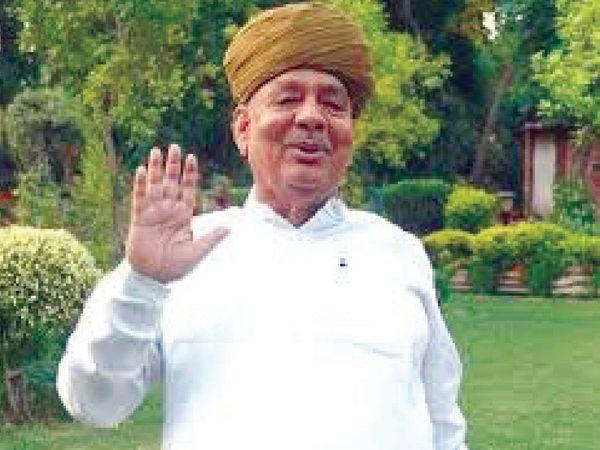 विधायक भंवरलाल शर्मा एक (फाइल फोटो) - Dainik Bhaskar