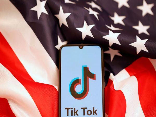 अमेरिका के एनएसए रॉबर्ट ओ ब्रायन ने मंगलवार को कहा कि टिकटॉक जैसे चाईनीज ऐप अमेरिका के लोगों की निजी जानकारियां जुटा रहा है। हम इसे बैन करने पर गंभीरता से विचार कर रहे हैं।- प्रतीकात्मक फोटो - Dainik Bhaskar