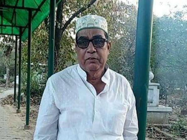 गैंगरेप मामले मे दोषी मिले परवेज परवाज। - Dainik Bhaskar
