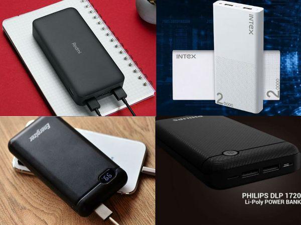 शाओमी का दावा है कि रेडमी 20000mAh पावरबैंक, 4000mAh बैटरी वाली स्मार्टफोन को 3.5 घंटे में फुल चार्ज करता है - Dainik Bhaskar