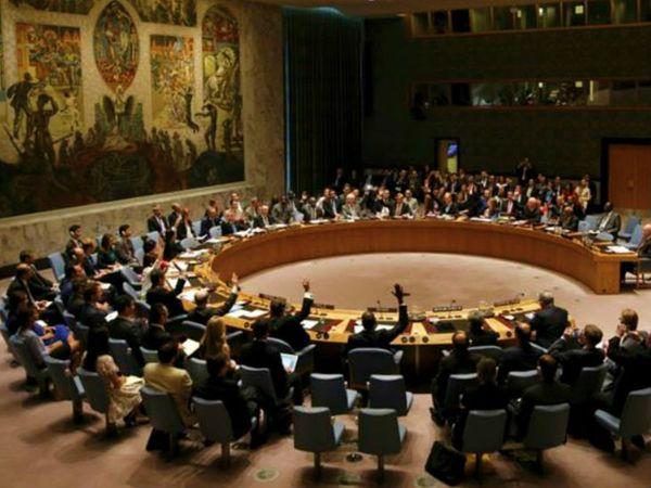सुरक्षा परिषद में भारत ने कहा- हमने अंतरराष्ट्रीय स्तर पर संगठित अपराध और आतंकवाद का अनुभव किया है। (फाइल फोटो) - Dainik Bhaskar