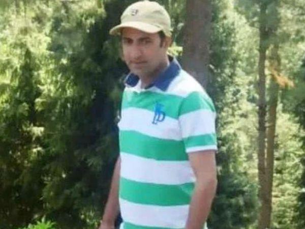 बीजेपी नेता अब्दुल हामिद नजर के पेट में गोली लगी है। उनकी हालत गंभीर है।- फाइल फोटो