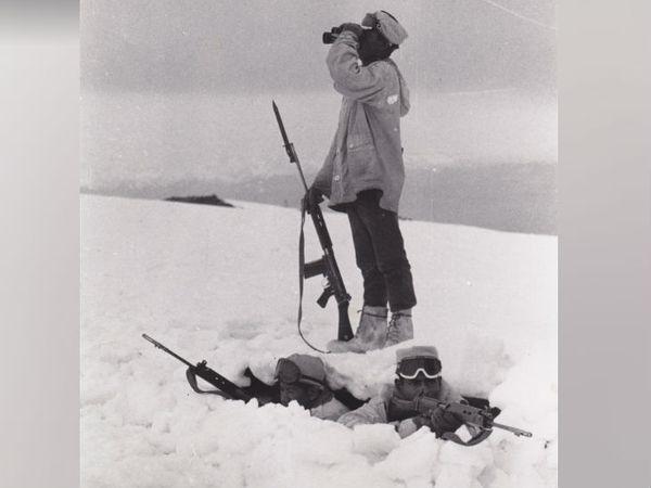 हिमालय की ऊंची चोटियों पर आईटीबीपी के जवान ड्यूटी देते हैं। 24 अक्टूबर 1962 को इसकी स्थापना की गई थी।