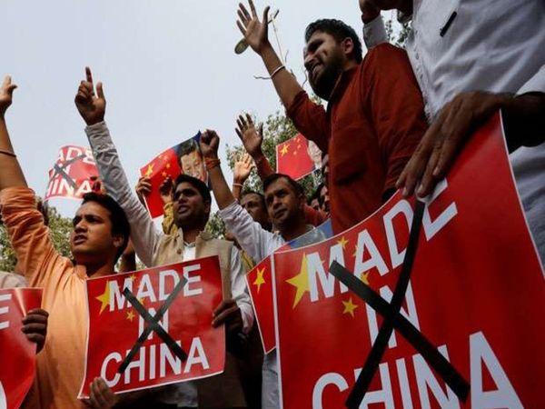 इस साल  व्यापारी अपने देश में ही बना हुआ सामान बेचकर चीन को 40 हजार करोड़ रुपए का झटका देंगे। - Dainik Bhaskar