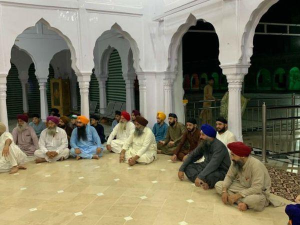 कुछ दिन पहले जगजीत कौर के न्याय के लिए पाकिस्तान में सिखों ने मीटिंग की थी।