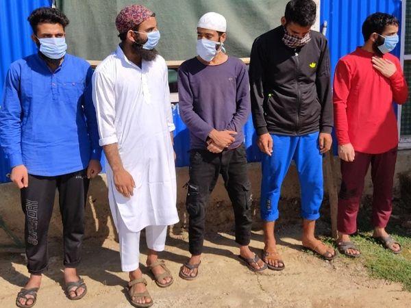 आईएस के आतंकियों के 5 मददगार।