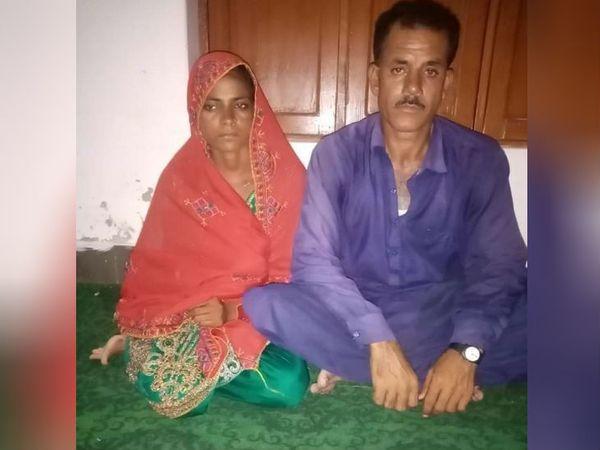 पाकिस्तान के सिंध प्रांत में एक हिंदू लड़की राम बाई का जबरन धर्म परिवर्तन कर पहले से शादीशुदा मुस्लिम युवक से निकाह कराने की घटना सामने आई है। - Dainik Bhaskar