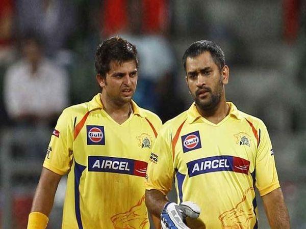 सुरेश रैना ने 15 अगस्त की शाम को पूर्व कप्तान महेंद्रसिंह धोनी द्वारा अंतरराष्ट्रीय क्रिकेट से संन्यास की घोषणा करने के एक घंटे बाद ही खुद के संन्यास की घोषणा कर दी थी। वे धोनी के साथ ही आईपीएल की चेन्नई सुपरकिंग्स के सदस्य रहे हैं।