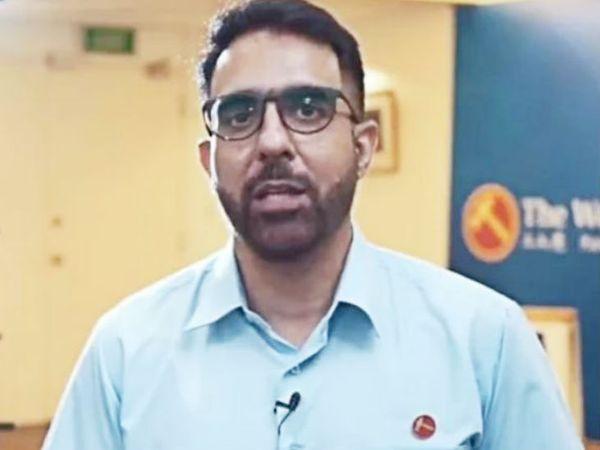 सिंगापुर के वर्कर्स पार्टी के नेता प्रीतम सिंह। - Dainik Bhaskar
