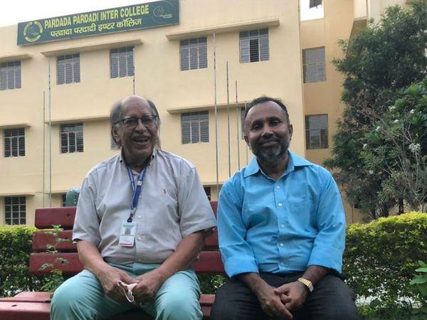 वीरेंद्र सिंह मूल रूप से अनूपशहर के रहने वाले हैं। वे पहले अमेरिका में नौकरी करते थे, जबकि शाजन जोश भूटान में काम करते थे।