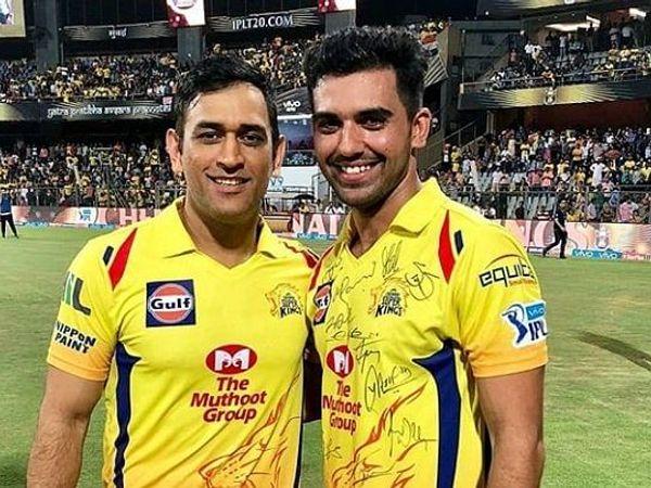 चाहर बोले - आईपीएल में बहुत सी मजबूत टीमें हैं,लेकिन वे सारी टीमें हर विभाग में कुछ खिलाड़ियों पर निर्भर हैं। (फाइल फोटो) - Dainik Bhaskar