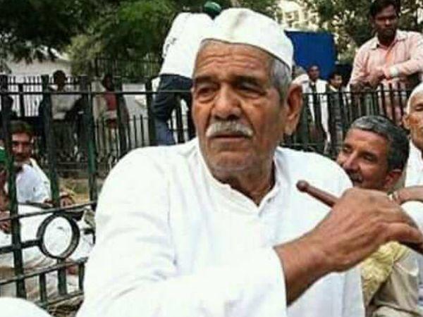 किसान नेता महेंद्र सिंह टिकैत।- फाइल फोटो