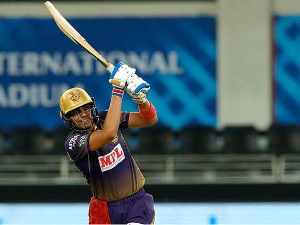 कोलकाता के ओपनर शुभमन गिल ने सबसे ज्यादा 47 रन की पारी खेली।