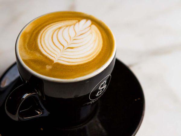 एस्प्रेसो कॉफी