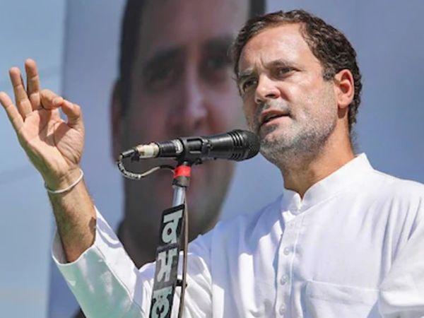 राहुल गांधी ने कहा- मंडी के सिस्टम में कमियां हैं। इसे सुधारने की जरूरत है। मगर मोदी ऐसा नहीं कर रहे हैं। - Dainik Bhaskar