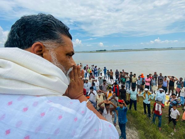 पप्पू यादव को बिहार का बाहुबली नेता माना जाता है। लेकिन वो खुद को बाहुबली नहीं मानते। - Dainik Bhaskar