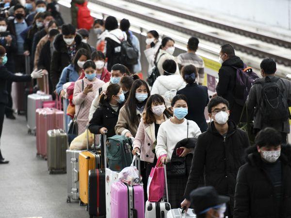 कोरोनावायरस का पहला मामला 31 दिसंबर को चीन के वुहान शहर में सामने आया था। -फाइल फोटो - Dainik Bhaskar