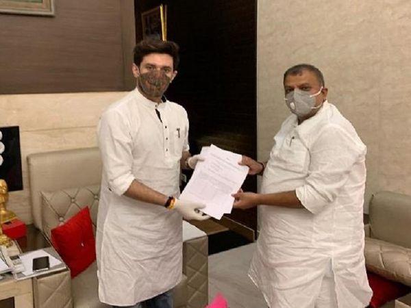 इस फेहरिस्त में भाजपा के प्रदेश उपाध्यक्ष राजेंद्र सिंह हैं तो वहीं पार्टी के कद्दावर नेता रामेश्वर चौरसिया भी शामिल हैं। - Dainik Bhaskar