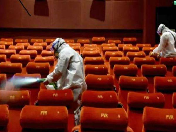 अपर मुख्य सचिव गृह अवनीश अवस्थी ने गाइडलाइन जारी कर दी। प्रदेश में कैंटेनमेंट जोन के बाहर सिंगल स्क्रीन सिनेमा हॉल, मल्टीप्लेक्स अपनी निर्धारित दर्शक क्षमता के अधिकतम 50 प्रतिशत दर्शकों को प्रवेश दे सकेंगे। - Dainik Bhaskar