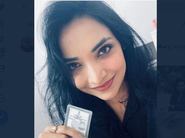 अखबारों में बड़े-बडे़ विज्ञापन के साथ राजनीति में इंट्री करने वाली पुष्पम प्रिया चौधरी कर्जदार हैं। - Dainik Bhaskar