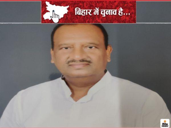 बनियापुर से भाजपा के पूर्व विधायक हैं तारकेश्वर सिंह। - Dainik Bhaskar