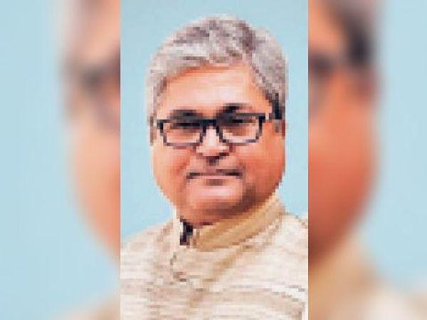 दुष्यंत कुमार गौतम - Dainik Bhaskar