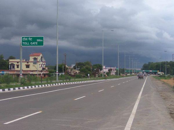यह एनएच-59ए करनावद से आगे बैतूल-हरदा मार्ग से जुड़ जाएगा। (फाइल फोटो) - Dainik Bhaskar