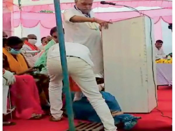 प्रभात झा - Dainik Bhaskar