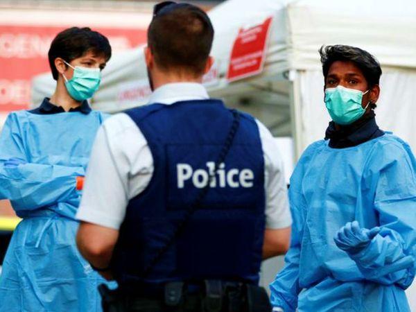 बेल्जियम सरकार ने साफ कर दिया है कि वो संक्रमण की दूसरी लहर से निपटने के लिए नाइट कर्फ्यू लगाने जा रही है। (फाइल)