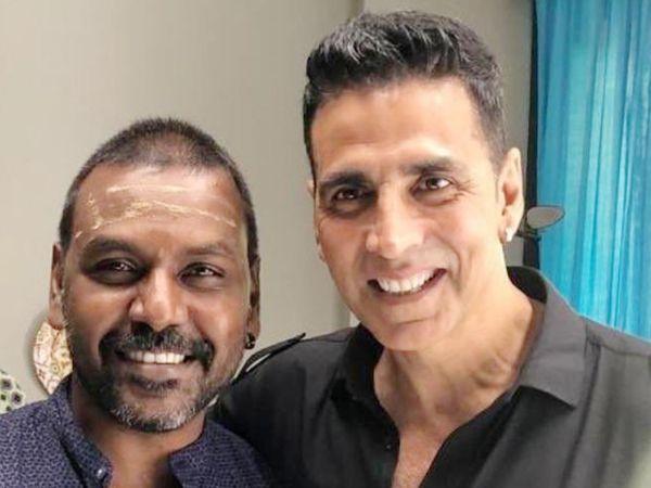 राघव लॉरेंस ने अपने इंटरव्यू में अक्षय कुमार का शुक्रिया अदा किया कि उन्होंने उनकी फिल्म के लिए रोल करना स्वीकार किया।