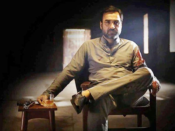 पंकज त्रिपाठी 'गैग्स ऑफ वासेपुर', 'दिलवाले', 'ओमकारा', 'स्त्री', 'न्यूटन' और 'गुंजन सक्सेना : द कारगिल गर्ल' जैसी कई फिल्मों में काम कर चुके हैं। - Dainik Bhaskar