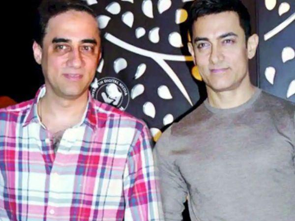 आमिर खान और फैजल खान ने फिल्म 'मेला' में साथ काम किया था, जो 2000 में रिलीज हुई थी। - Dainik Bhaskar