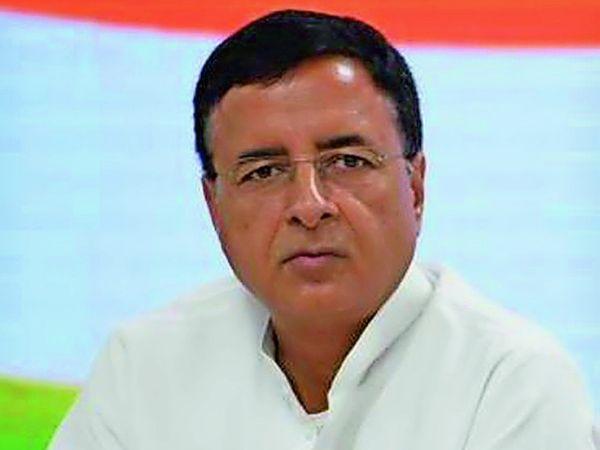 सुरजेवाला ने कहा- प्रजातंत्र में व्यावहारिक होना और पार्टी के बढ़ाव के अवसर निरंतर खोजना, किसी भी राजनीतिक दल का धर्म और कर्तव्य भी है। - Dainik Bhaskar