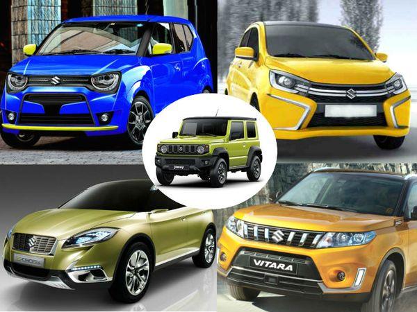 मारुति सुजुकी जल्द ही अपने वाहन लाइनअप को रिफ्रेश करने की योजना बना रही है। कंपनी ने नए वाहन लॉन्च करने के लिए रोडमैप तैयार किया है। (डेमो इमेज) - Dainik Bhaskar