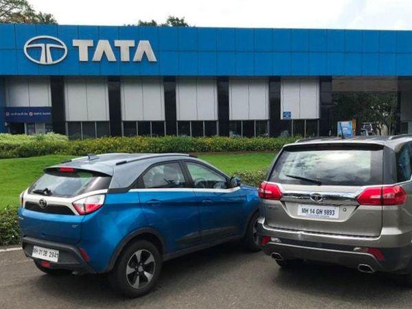 सितंबर 2020 तिमाही में टाटा मोटर्स का ऑपरेशनल रेवेन्यू घटकर 53,530 करोड़ रुपए रहा है। - Dainik Bhaskar