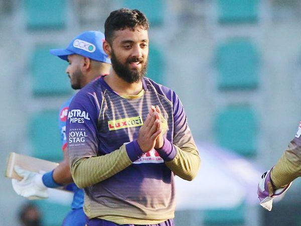 वरुण को IPL में शानदार प्रदर्शन के लिए ऑस्ट्रेलिया दौरे के लिए टीम इंडिया के टी-20 टीम में शामिल किया गया। - Dainik Bhaskar