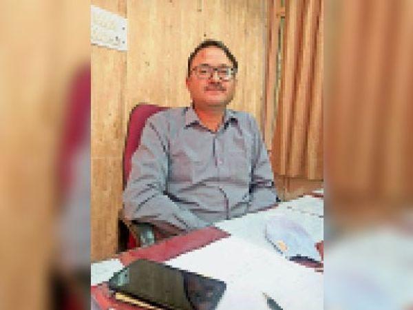 धर्मेंद्र सिंह असवाल - Dainik Bhaskar