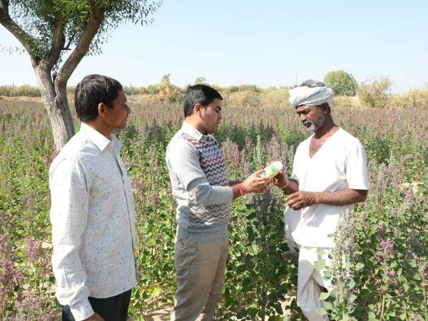 योगेश कई देशी-विदेशी कंपनियों के साथ कर कर रहे हैं, जिसमें हैदराबाद की एक कंपनी के साथ 400 टन किनोवा की कॉन्ट्रैक्ट फार्मिंग के लिए करार किया है।