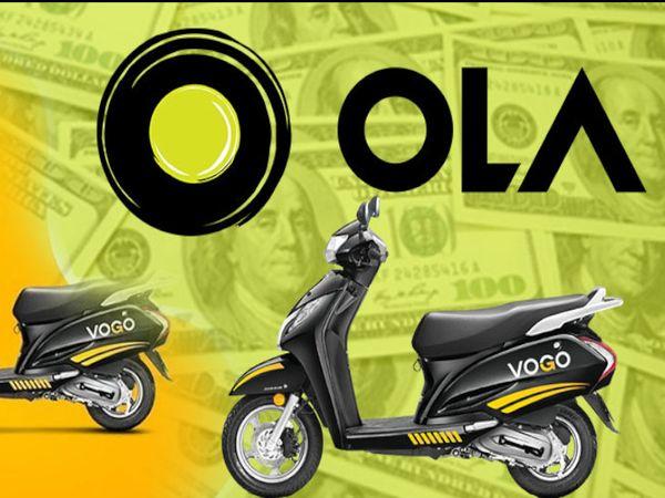 ओला ने हाल ही में नीदरलैंड के ऐप स्कूटर इलेक्ट्रिक ब्रांड एटर्गो को खरीदा है। (Demo Pic) - Dainik Bhaskar