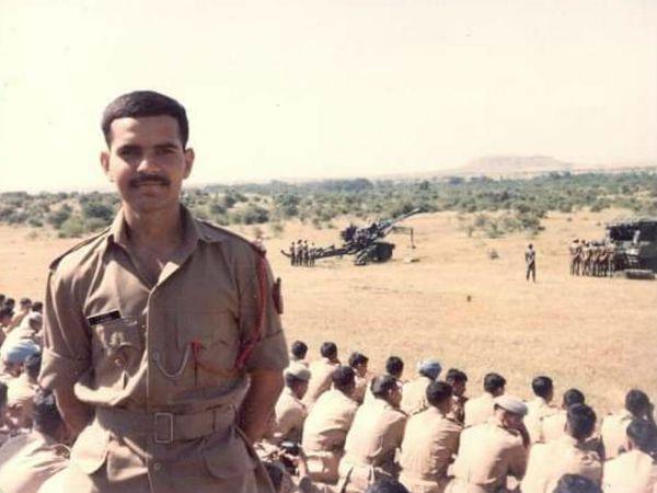 1992 में अंकुर का चयन NDA में हो गया। तब उनकी उम्र 18 साल थी।