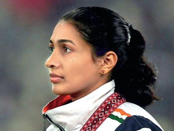 पूर्व लॉन्ग जंपर अंजू बॉबी जॉर्ज भारतीय एथलेटिक्स फेडरेशन की पहली महिला उपाध्यक्ष हैं । - Dainik Bhaskar