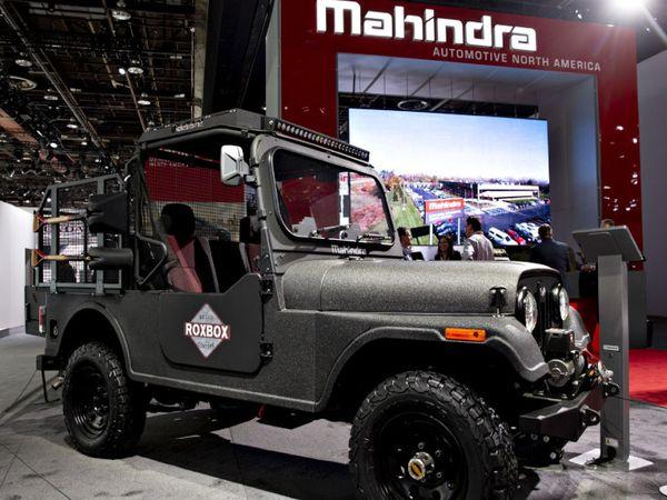 M&M ने दूसरी तिमाही में साल-दर-साल आधार पर 21% कम 87,332 यूनिट वाहन बेचे, ट्रैक्टर सेल्स हालांकि 31% बढ़कर 89,597 यूनिट पर पहुंच गया - Dainik Bhaskar
