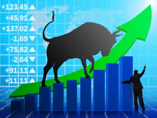 देश के MCAP-GDP रेश्यो का लांग टर्म एवरेज 75% है - Dainik Bhaskar