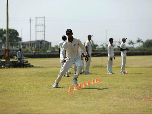 भोपाल में आज से अंडर-19 फेथ कप टी 20 क्रिकेट टूूर्नामेंट शुरू हो रहा है। - Dainik Bhaskar