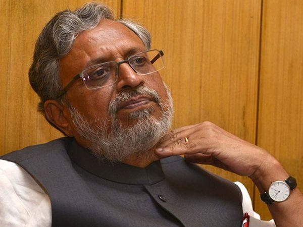 सुशील कुमार मोदी को डिप्टी सीएम नहीं बनाया गया। उन्हें केंद्र भेजा जा सकता है। - Dainik Bhaskar