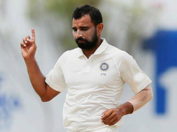 टीम इंडिया के तेज गेंदबाज मोहम्मद शमी ने IPL में शानदार प्रदर्शन करते हुए 14 मैच में 20 विकेट अपने नाम किए थे। फिलहाल शमी ऑस्ट्रेलिया के खिलाफ होने वाली शृंखला की तैयारियों में जुटे हैं। - Dainik Bhaskar